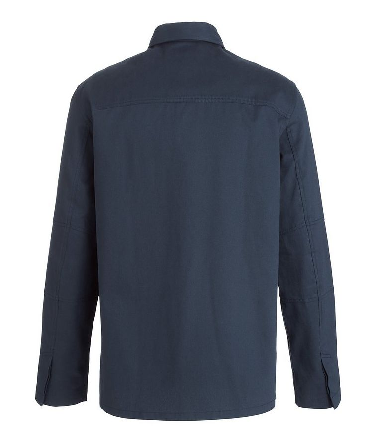 Siskin Cotton Overshirt image 1