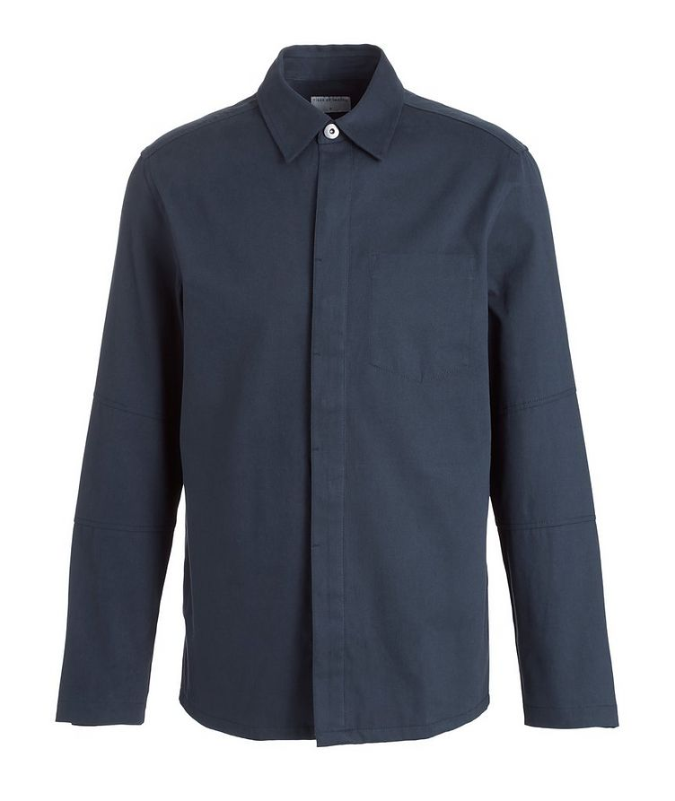 Siskin Cotton Overshirt image 0
