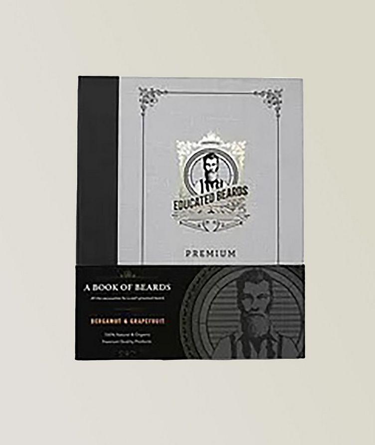 Bergamot Grapefruit Book of Beards image 0