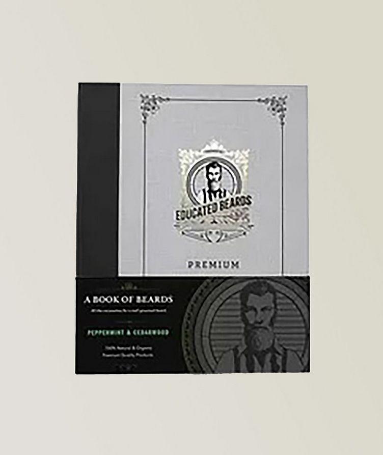 Peppermint Cedarwood Book of Beards image 0