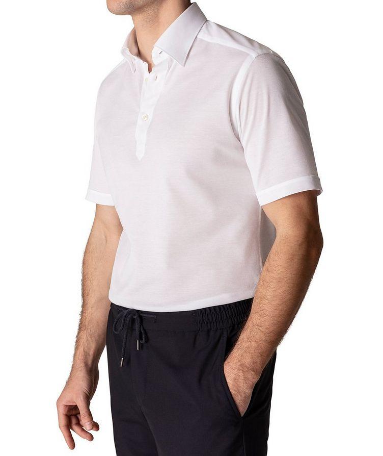Cotton Piqué Polo image 2