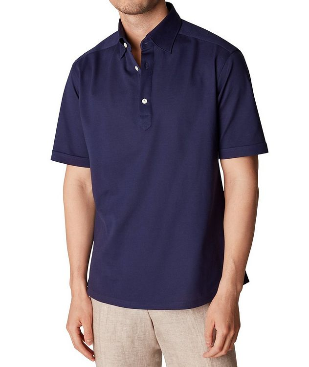 Cotton Piqué Polo picture 3