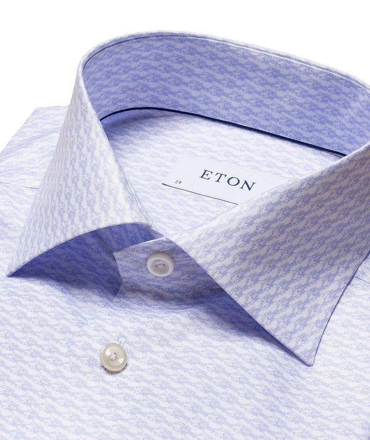 Chemise en coton à manches courtes image 1