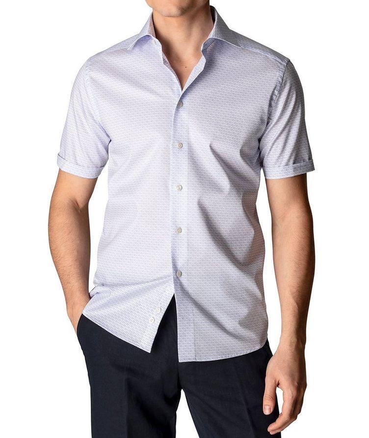 Chemise en coton à manches courtes image 2