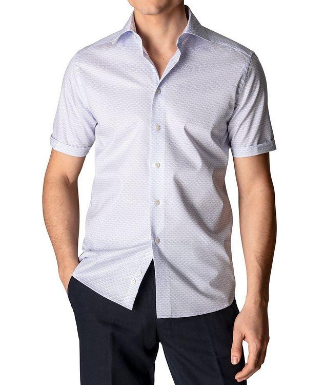 Chemise en coton à manches courtes picture 3