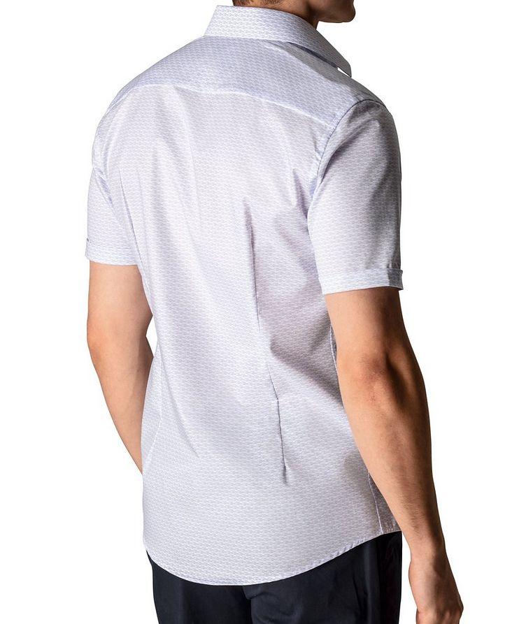 Chemise en coton à manches courtes image 3