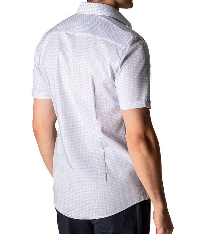 Chemise en coton à manches courtes picture 4