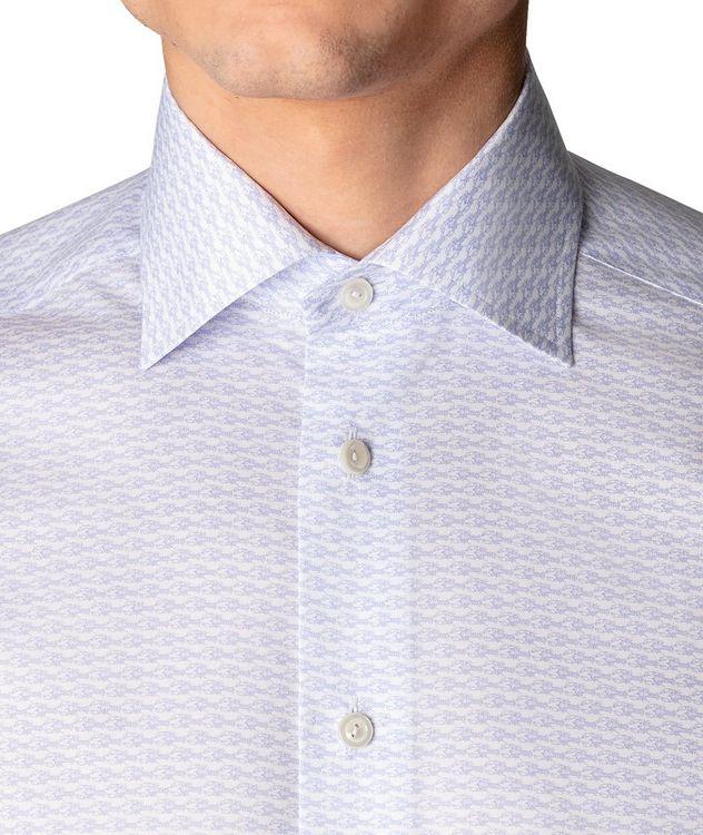 Chemise en coton à manches courtes picture 5