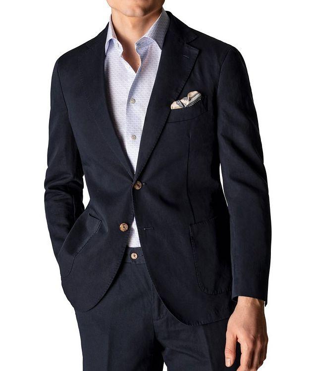 Chemise en coton à manches courtes picture 6