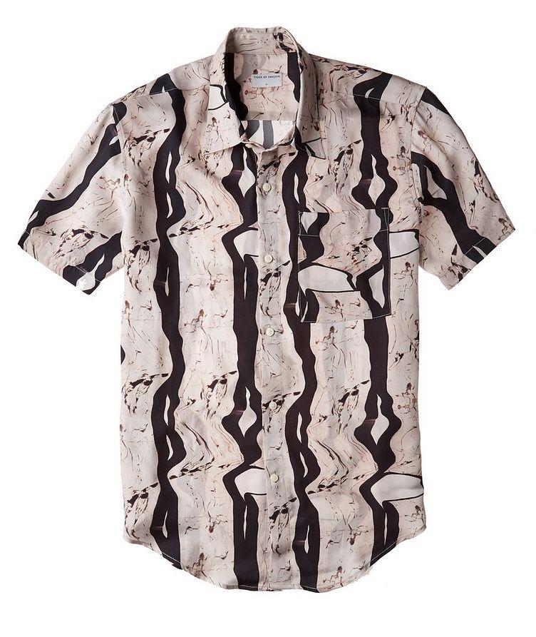 Didon Short-Sleeve Cupro Shirt image 1