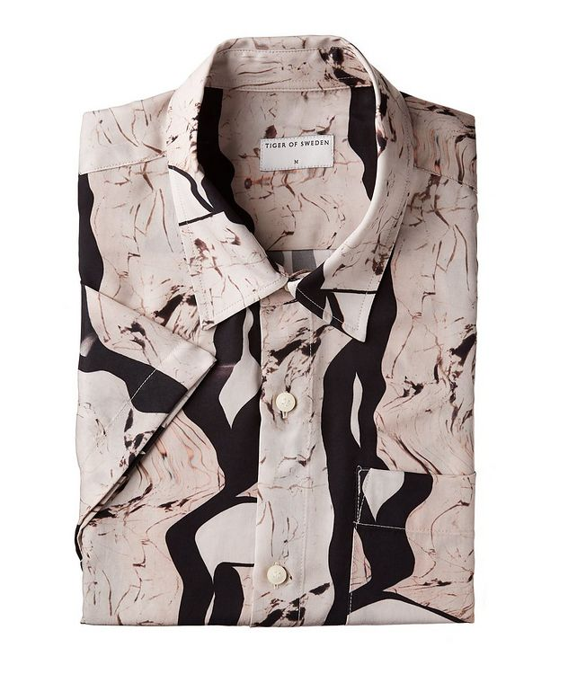 Didon Short-Sleeve Cupro Shirt picture 1