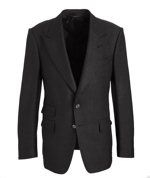 TOM FORD Shelton Silk Sports Jacket