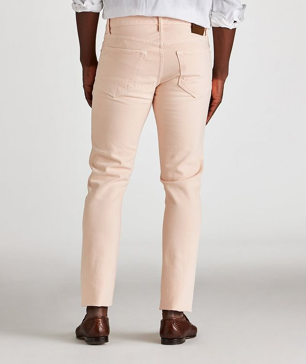 Tapered Stretch-Cotton Jeans picture 3
