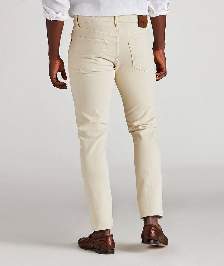 Jean en coton extensible  image 2