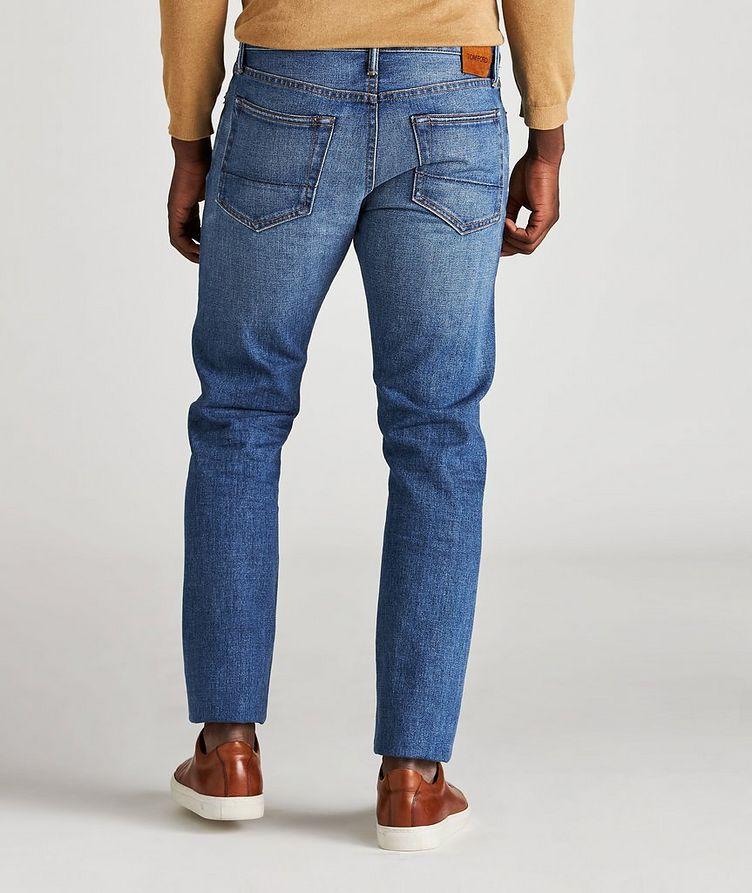 Stretch-Cotton Jeans image 2