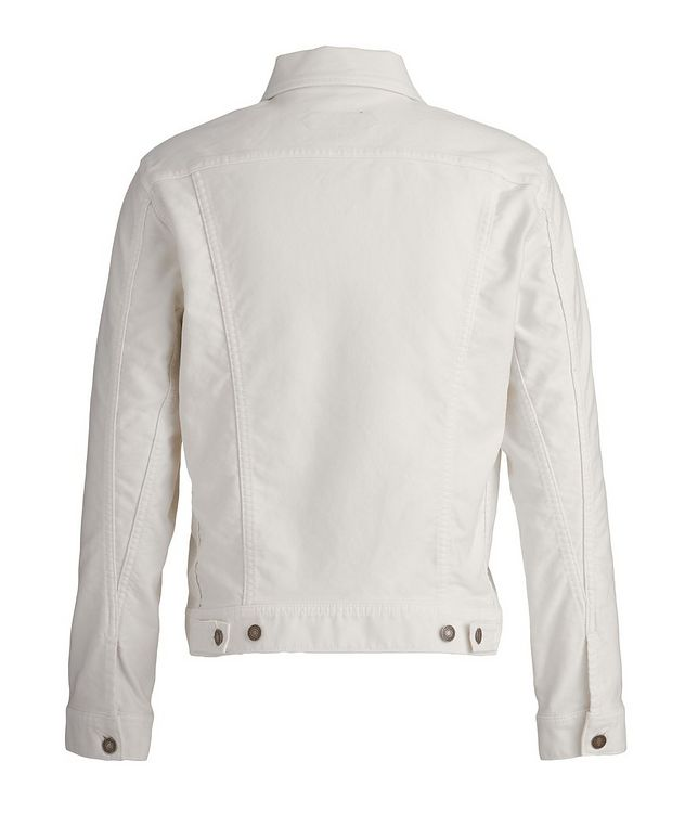 Brushed Cotton Workwear Jacket picture 2