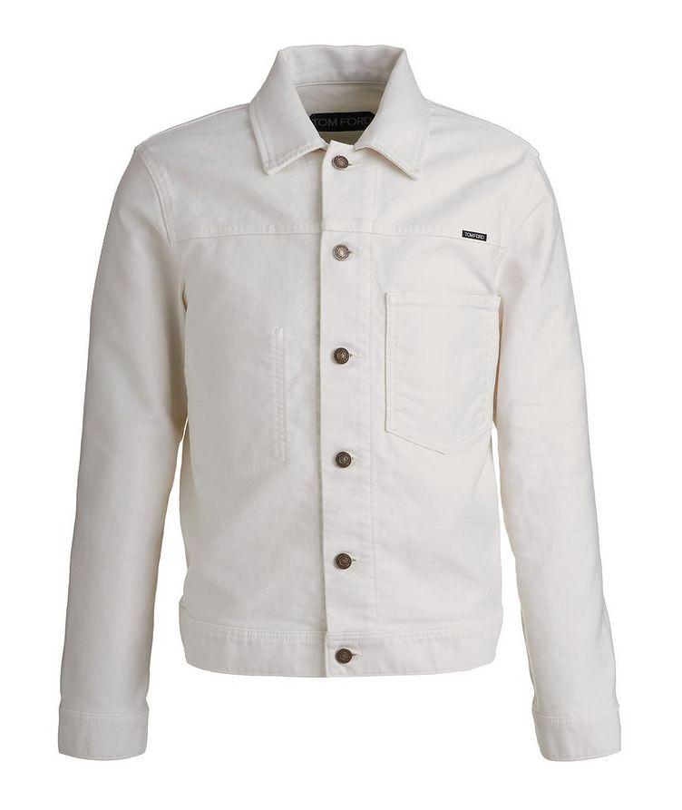 Brushed Cotton Workwear Jacket image 0