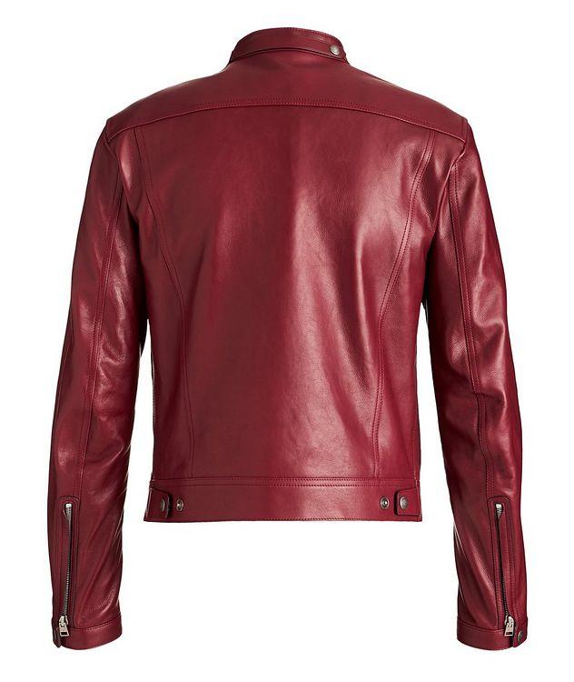 Calfskin Biker Jacket picture 2