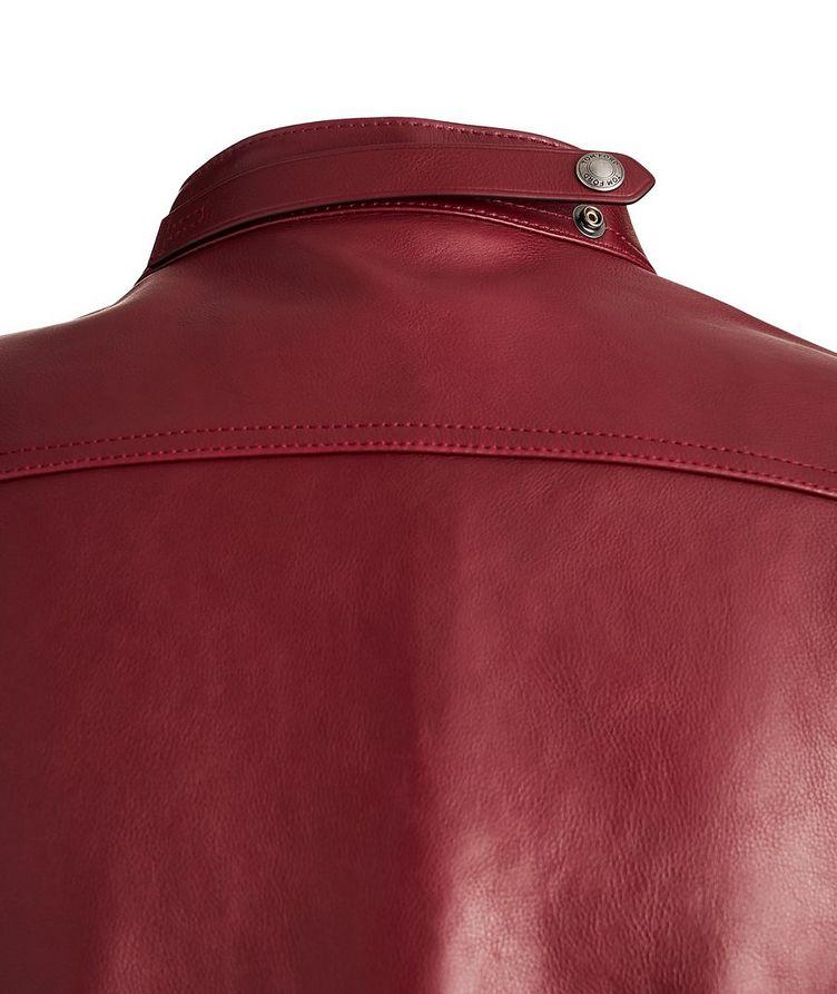 Calfskin Biker Jacket image 4