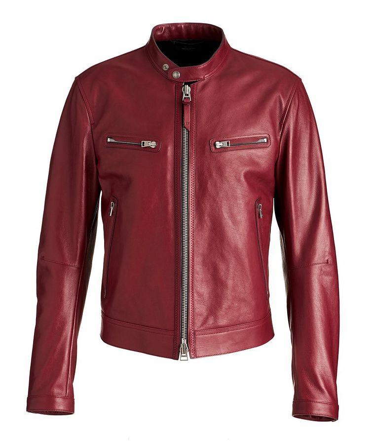 Calfskin Biker Jacket image 0
