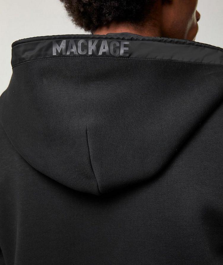 Jules Mixed-Media Zip-Up Jacket image 2