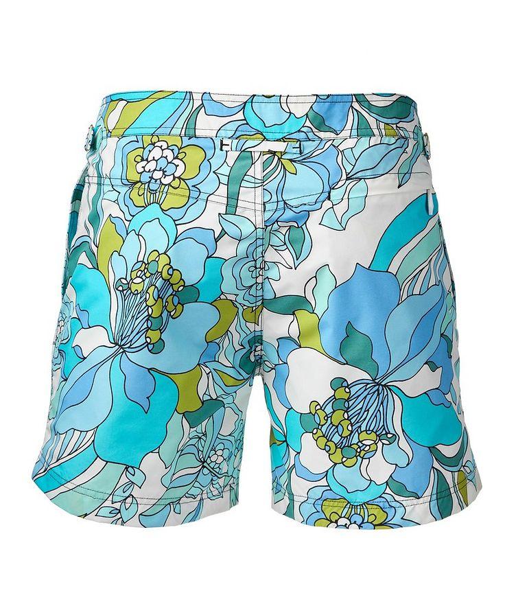 Floral Swim Shorts image 1