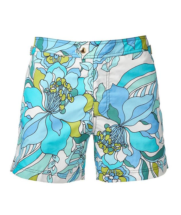 Floral Swim Shorts picture 1