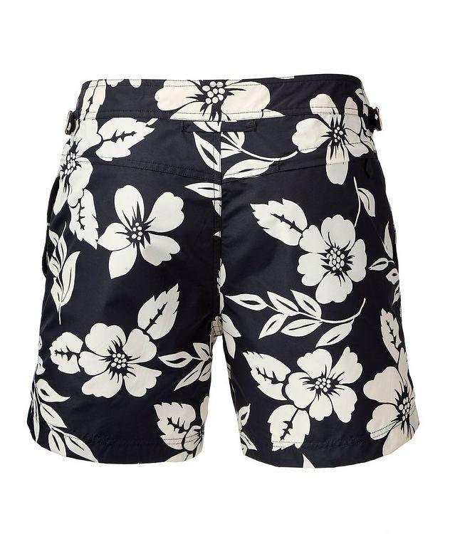 Floral Swim Shorts picture 2
