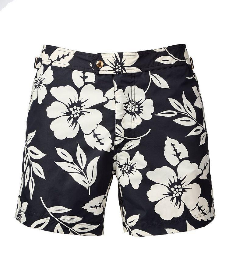 Floral Swim Shorts image 0
