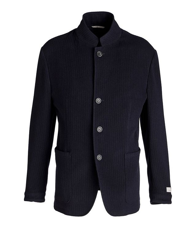 Unstructured Wool Sports Jacket picture 1