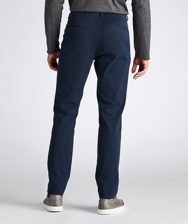 Slim-Fit Cotton-Blend Pants picture 3
