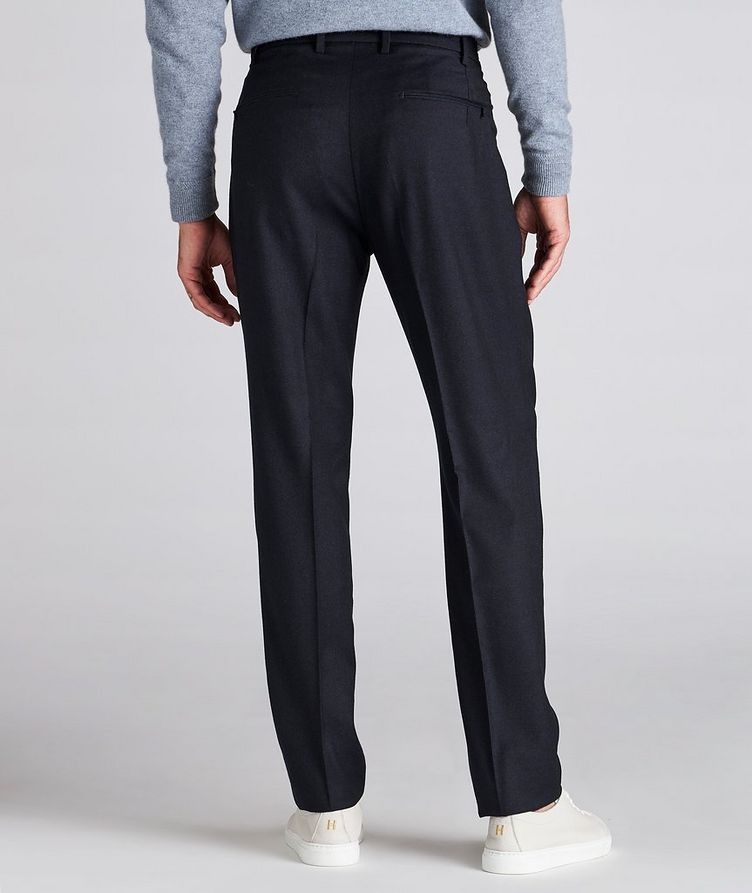 Impeccabile Contemporary Wool Pants image 2