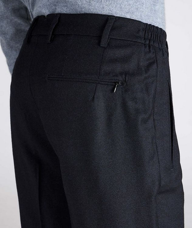 Impeccabile Contemporary Wool Pants picture 4