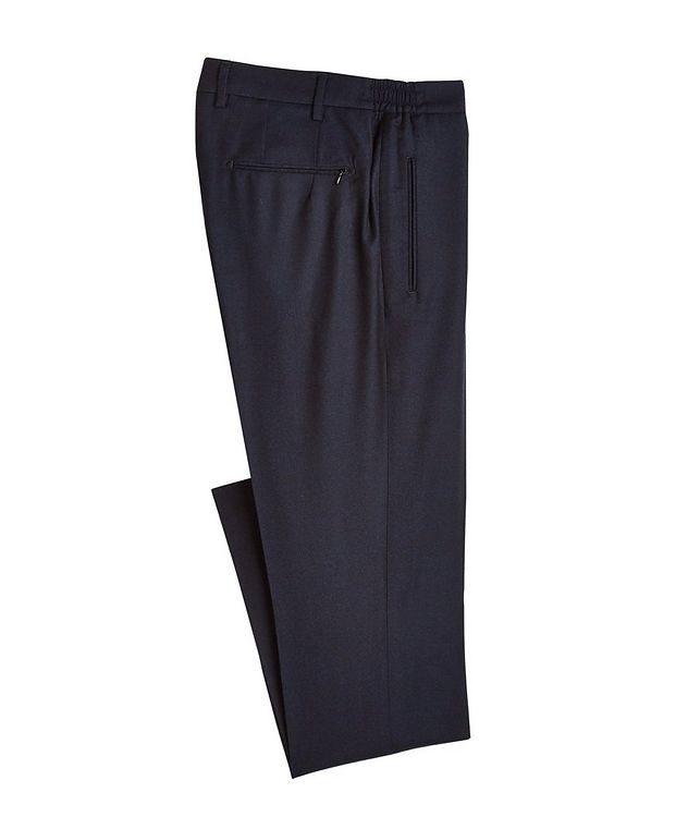 Impeccabile Contemporary Wool Pants picture 1