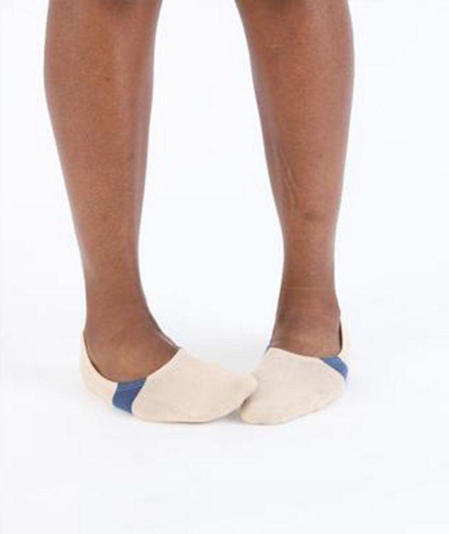 Chaussettes courtes en mélange de coton picture 3