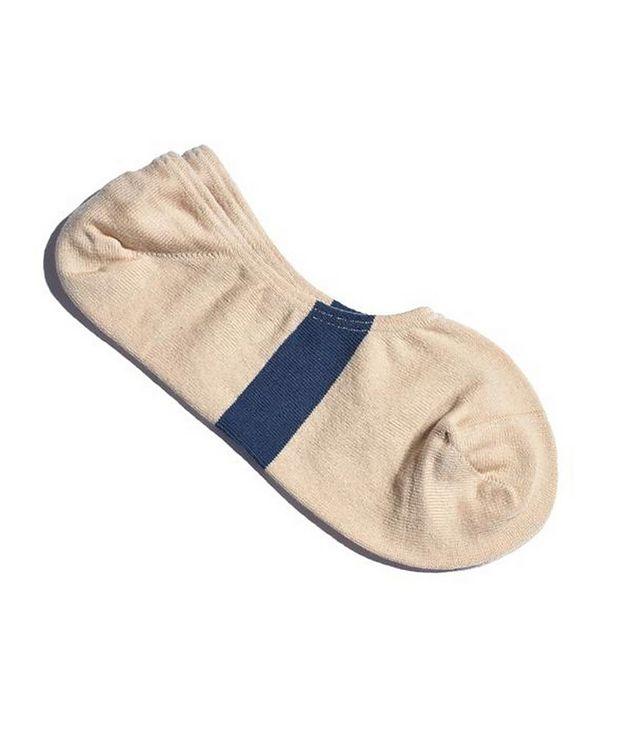 Chaussettes courtes en mélange de coton picture 1