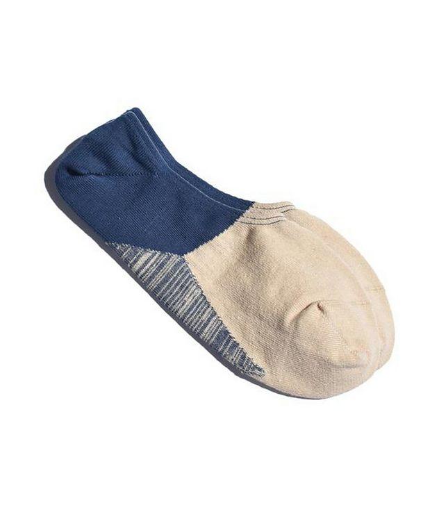 No-Show Cotton-Blend Socks picture 1