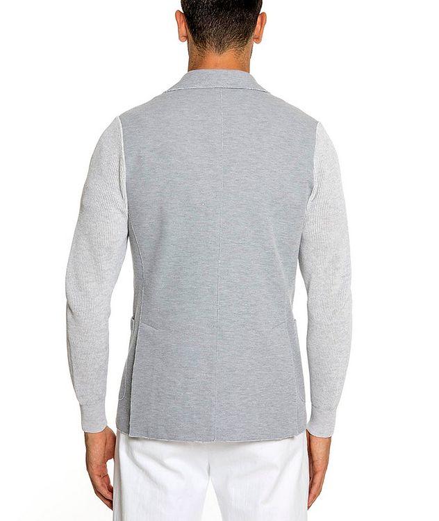 Stretch-Cotton-Blend Sports Jacket picture 3