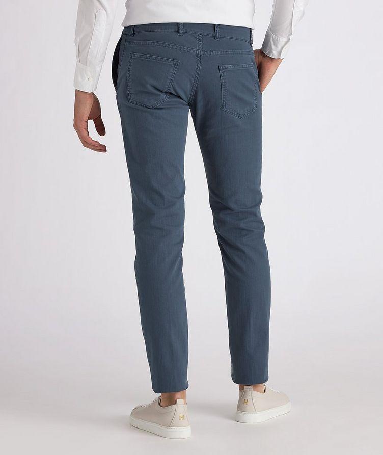 Five-Pocket Stretch Jeans image 2