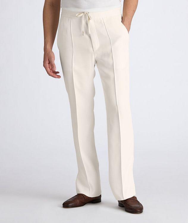 Drawstring Dress Pants picture 2