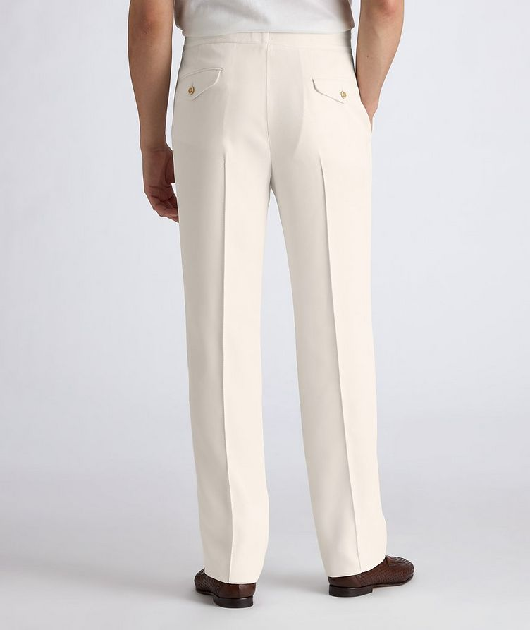 Drawstring Dress Pants image 2