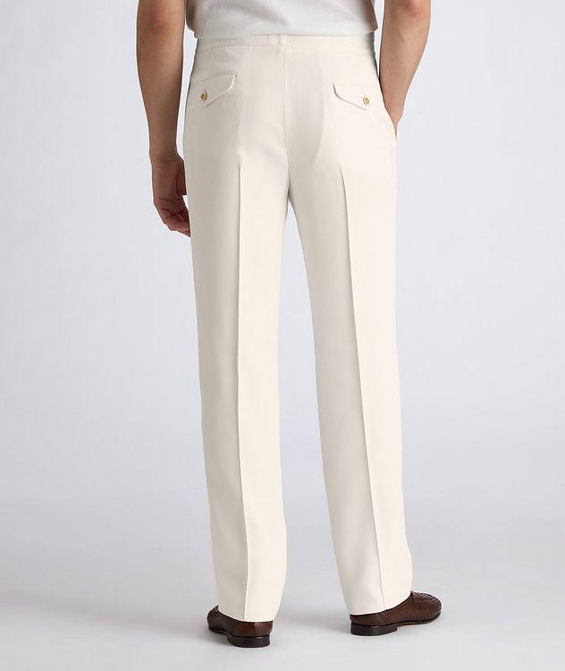 Drawstring Dress Pants picture 3
