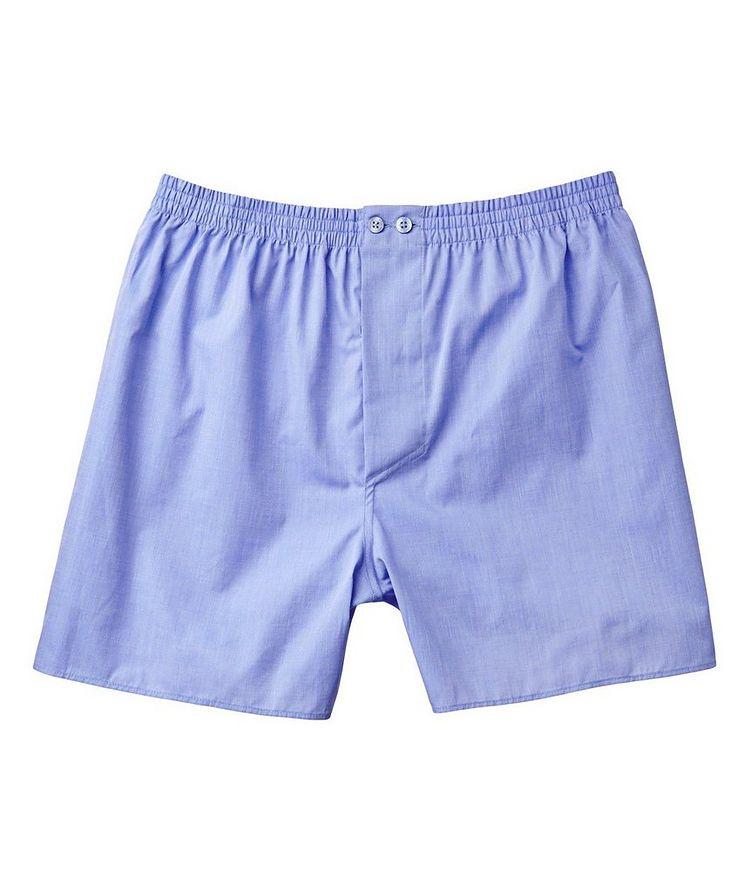 8008 Woven Cotton Boxer Shorts image 0