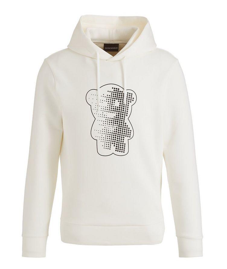 Manga Bear Hoodie image 0