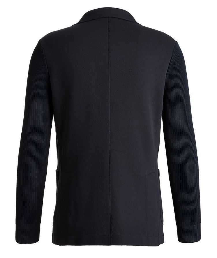 Stretch-Cotton-Blend Sports Jacket image 1