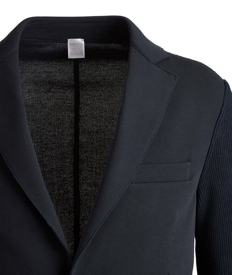 Stretch-Cotton-Blend Sports Jacket image 2