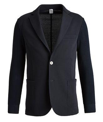 Eleventy Stretch-Cotton-Blend Sports Jacket