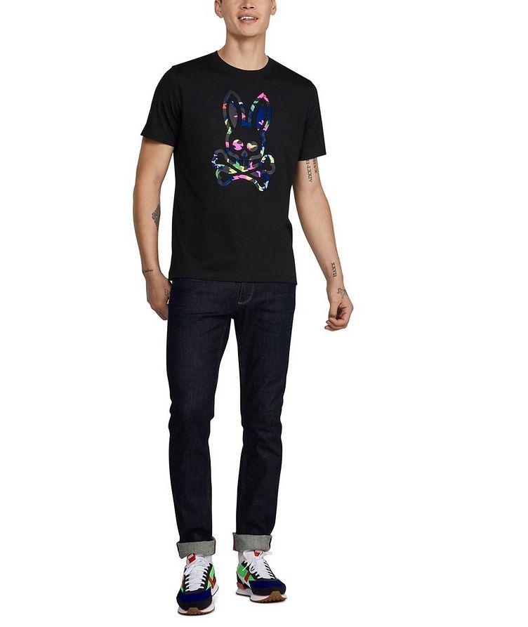 Bradley Printed Cotton T-Shirt image 1