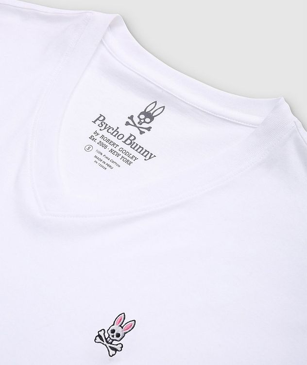 Classic V-neck T-shirt  picture 4