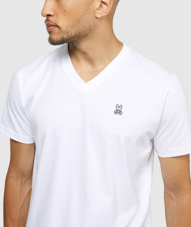 Classic V-neck T-shirt  picture 5